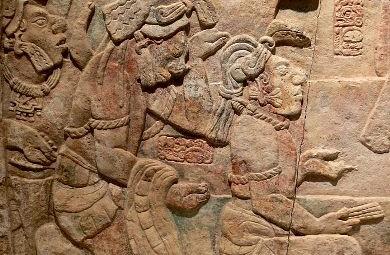 Minikamera w grobowcu Majów