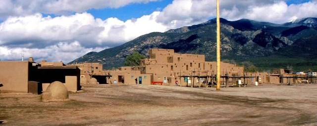Ostatnie sto lat historii Indian Pueblo