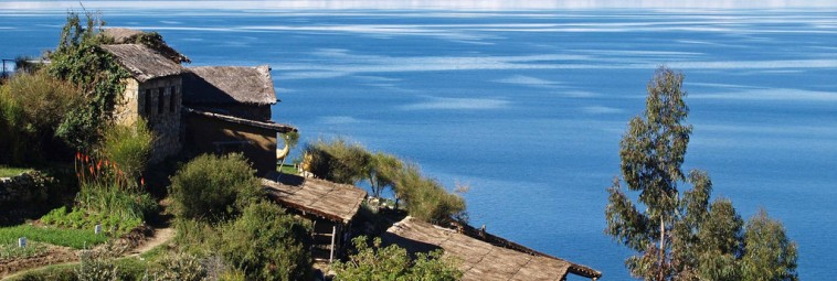 Co kryją święte jeziora Andów?