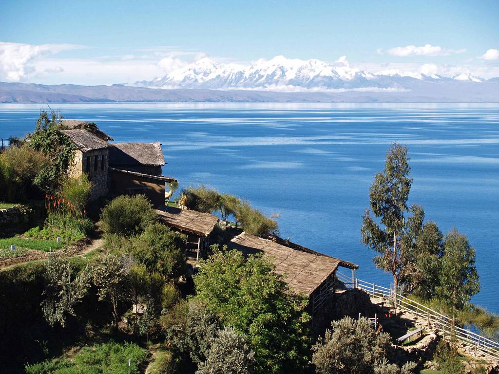 Jezioro Titicaca. Fot. Anthony Lacoste. Creative Commons