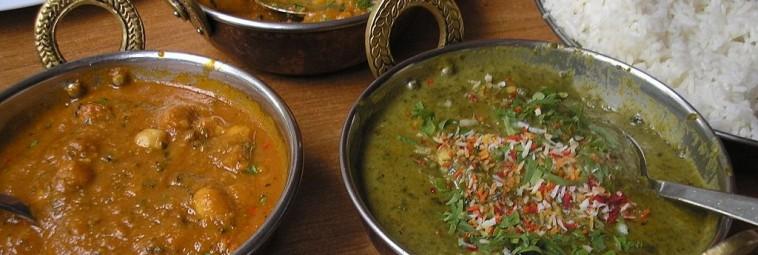 Długa historia curry…czyli o diecie znad Indusu