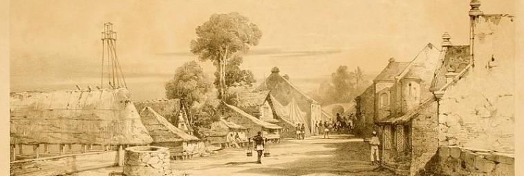 O pierwszym australijskim towarze eksportowym