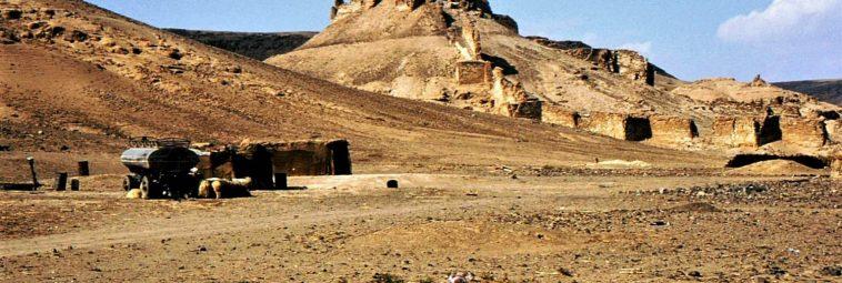 Syria – podróżując wzdłuż Eufratu