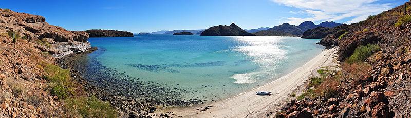 Baja California. Fot. Gregg M. Erickson. Creative Commons