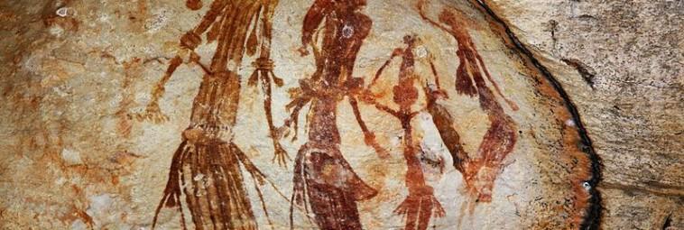 Grant wesprze badania nad sztuką naskalną w Kimberley