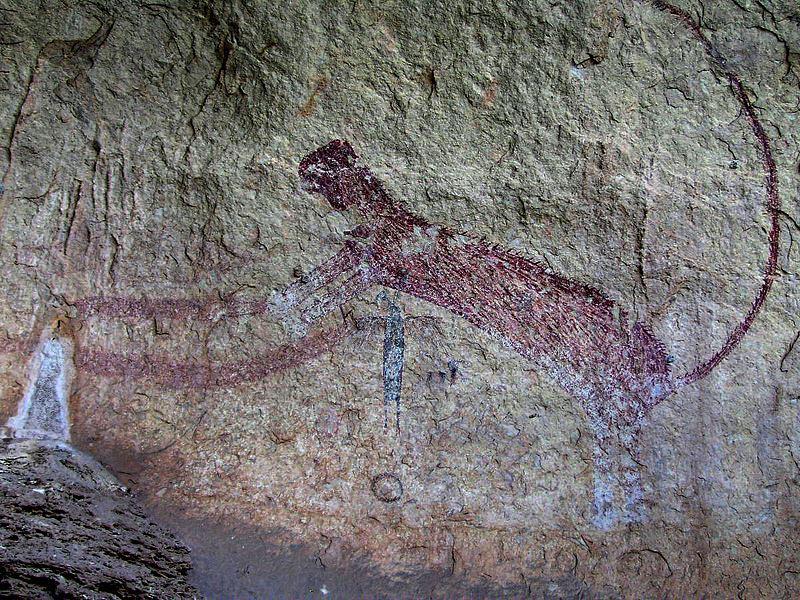 Jaskinia Pantery w Teksasie. Creative Commons (domena publiczna)