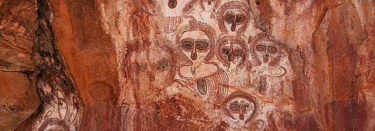 Przyszłość australijskiej sztuki naskalnej