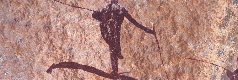 Rytualna fauna z Ratho Kroonkop w Południowej Afryce