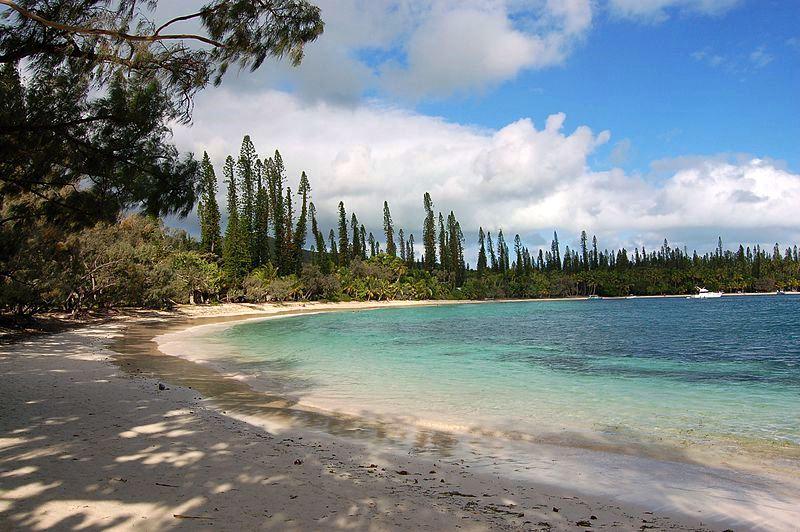 Nowa Kaledonia. Fot. Bahnfrend. Creative Commons