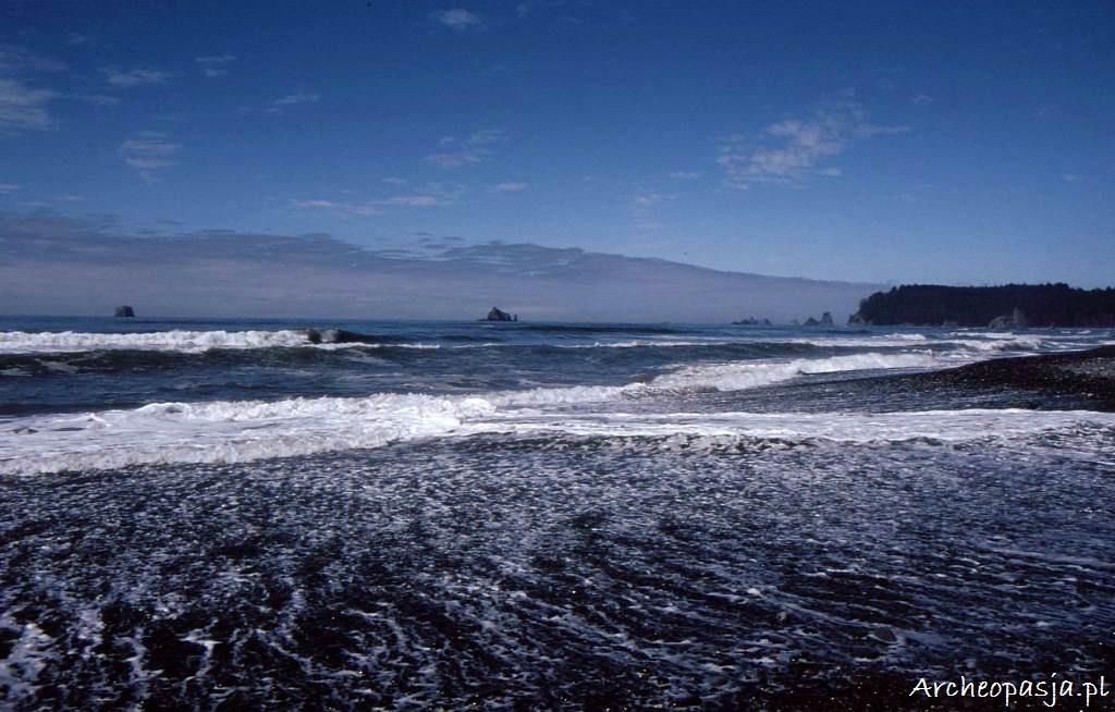 Wybrzeże Pacyfiku, Waszyngton