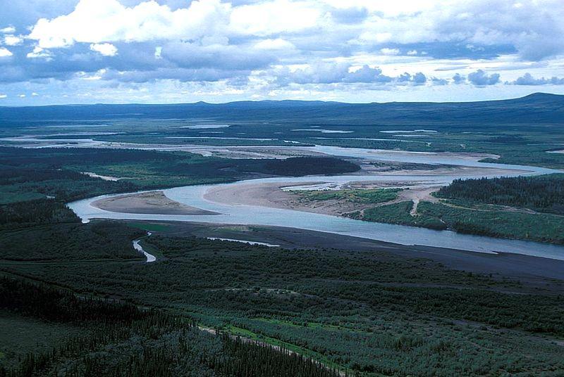 Rzeka Noatak na terenie Noatak National Preserve na Alasce. Creative Commons (domena publiczna)