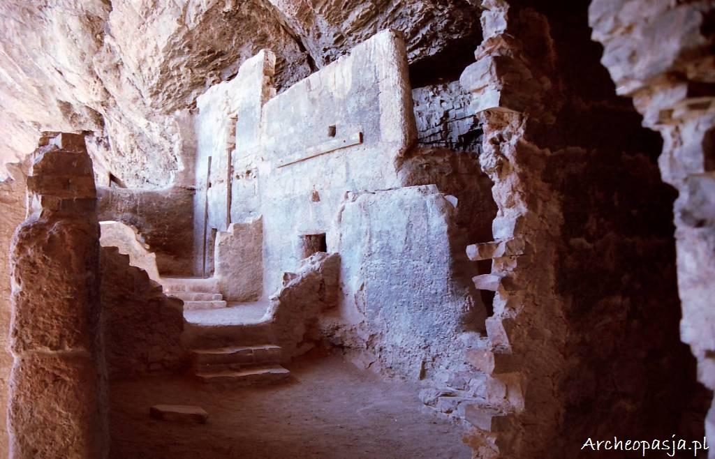 Ruiny Tonto w Arizonie