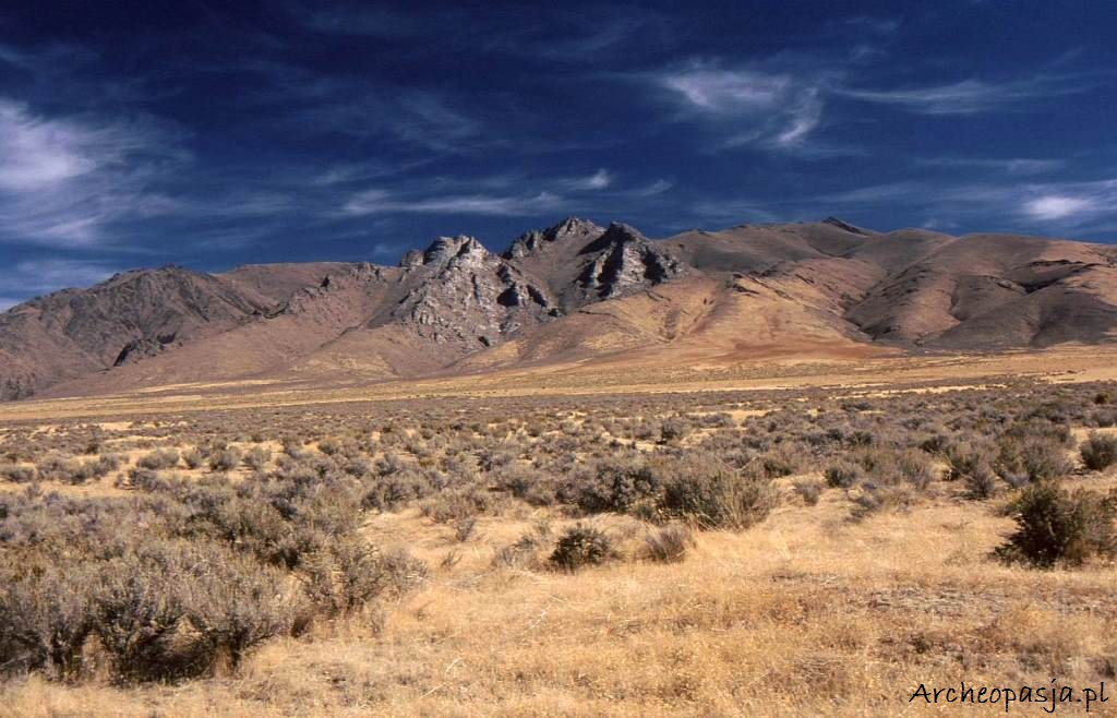 Krajobraz Nevady