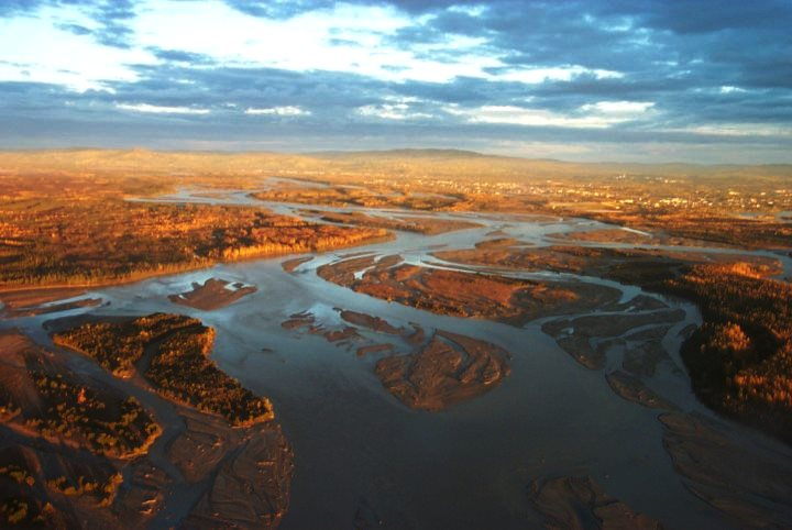 Tanana River, Alaska. Fot. Chris 73. Creative Commons