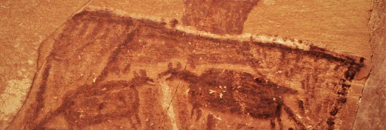 """""""Odmłodzono"""" malowidła naskalne z Wielkiej Galerii w Utah"""