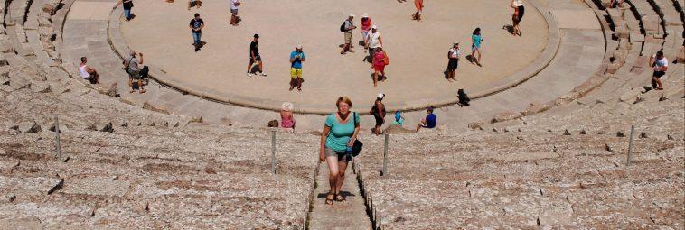 Epidauros – ekspresowe zwiedzanie