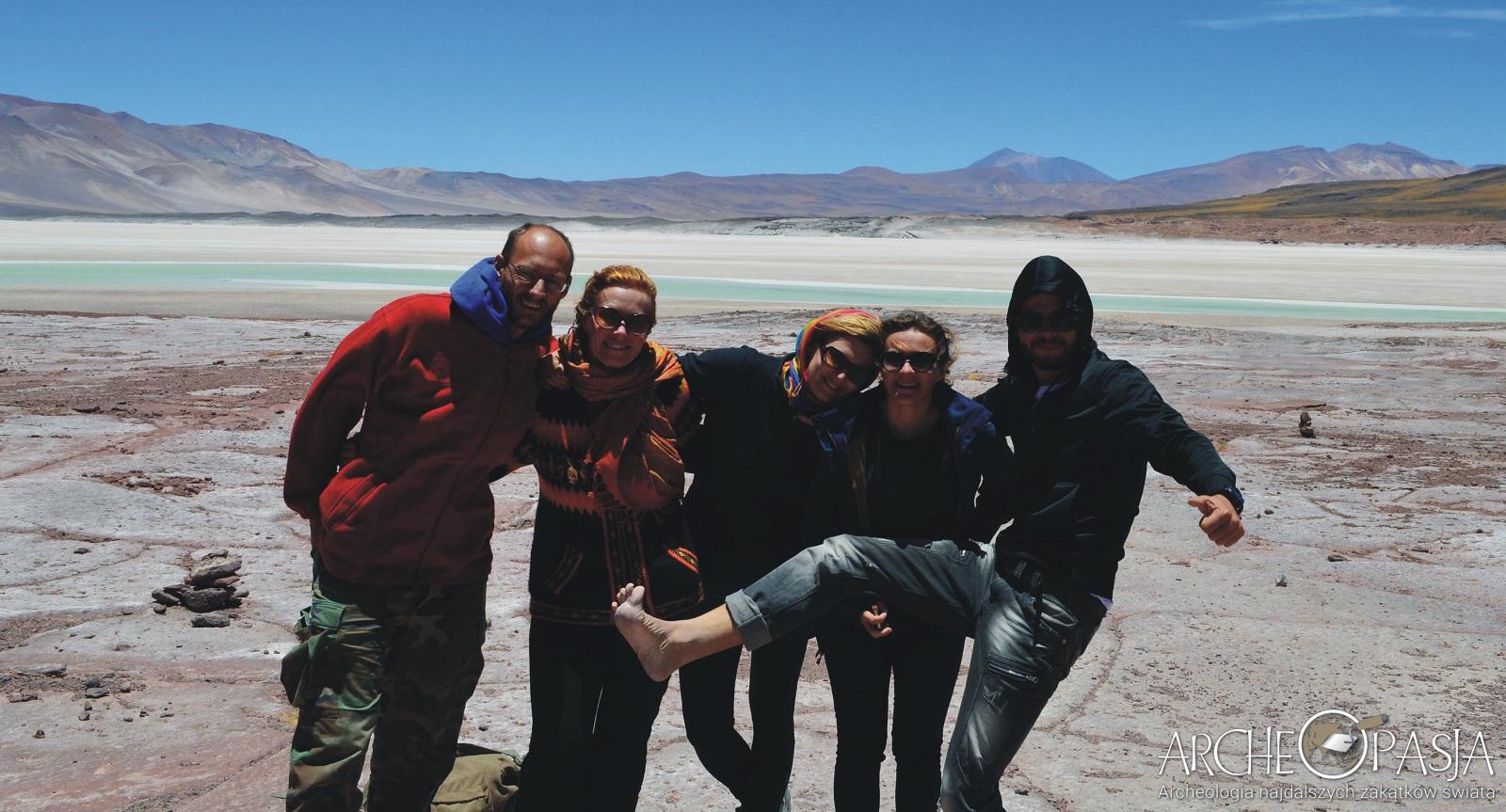 Pustynia Atakama, Chile