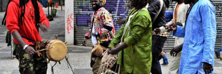 Brazylia – afrykańskie rytmy w centrum São Paulo