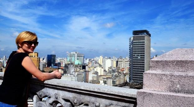 Poczuć ogrom São Paulo…