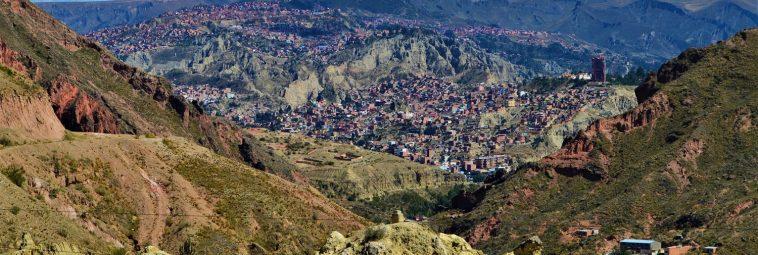 Boliwia –  Dolina Księżycowa na jednej nodze
