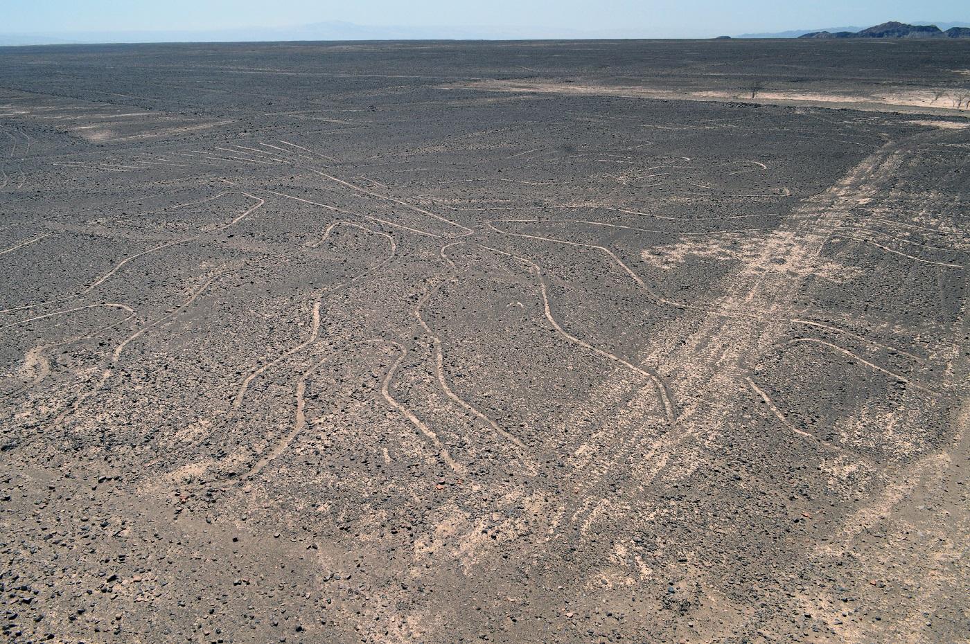 Geoglify z Nazca, fot. Julita Rękawek