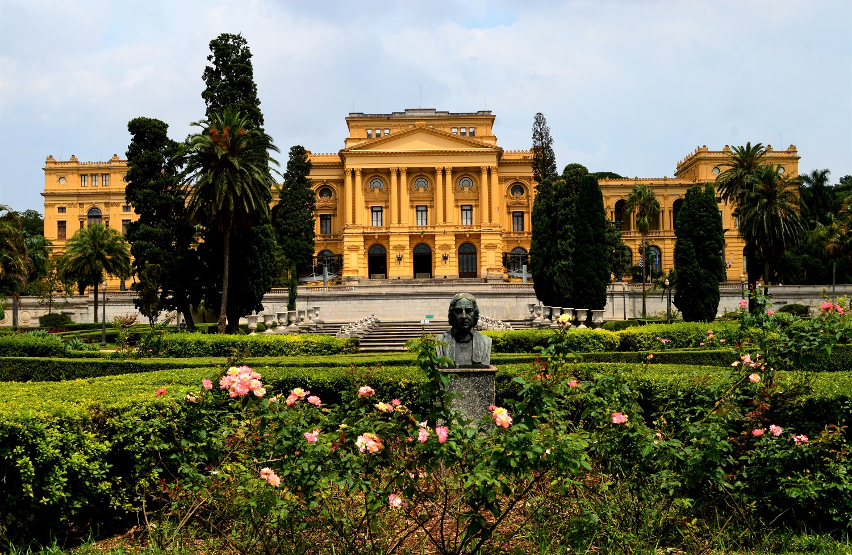 Parque da Independência i Museu do Ipiranga