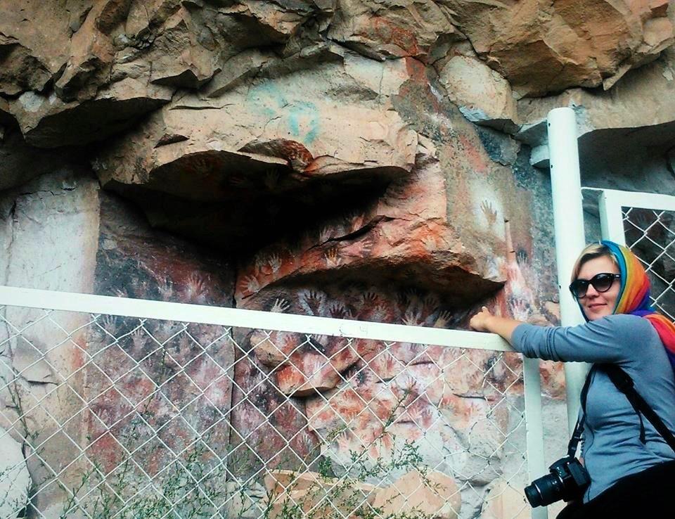 Cueva de las Manos, Argentyna