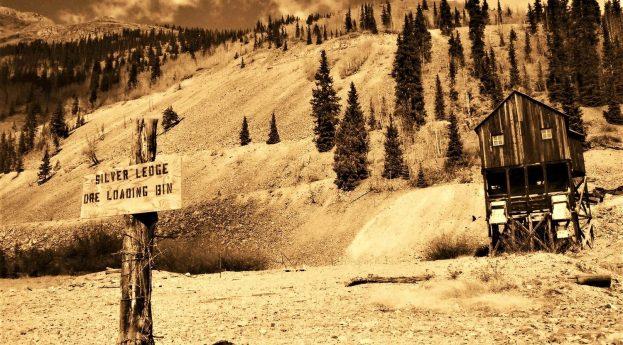 O tym jak gorączka złota zmieniła oblicze Gór San Juan w Kolorado