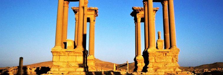 Syria w roku 2000. Kilka archeologiczno-podróżniczych wspomnień zapisanych na analogowych fotografiach