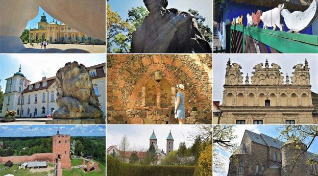 Lokalnie też jest fajnie. Pomysły na archeologiczno-historyczne wycieczki w bliższych i dalszych okolicach Warszawy
