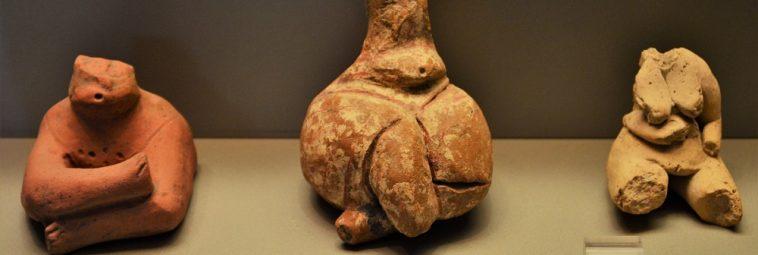 Pradziejowe skarby ateńskiego muzeum archeologicznego