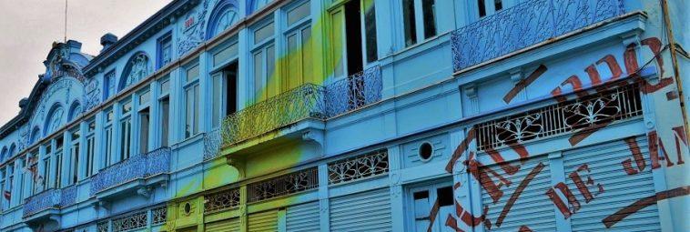 Brazylijska historia portugalskiej stolicy