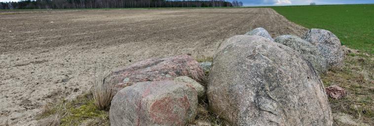 Śladami kultury amfor kulistych przez Dolinę Wkry – projekt wiosenne #archeopodróże przez #mazowszewneolicie