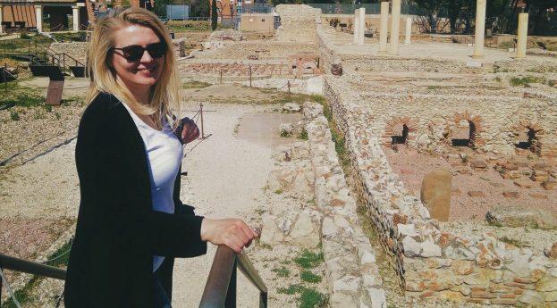 Alcalá de Henares – rzymskie ruiny na przedmieściach Madrytu