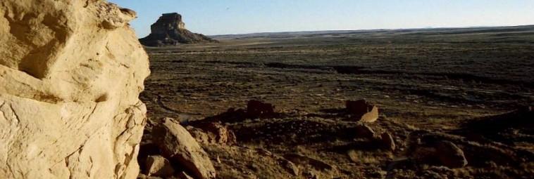 Paul Reed o Wąwozie Chaco [FILM]
