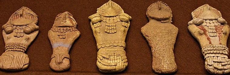 Figurki antropomorficzne z Południowego Zachodu i Wielkiej Kotliny w USA