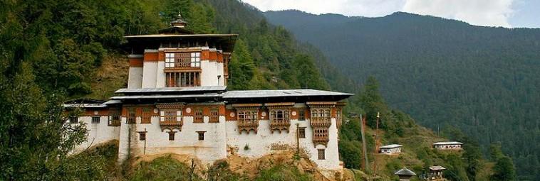 Zagrożone skarby Bhutanu