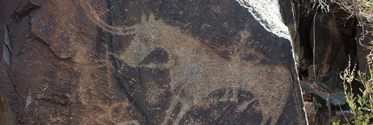O petroglifach z Tamgały w Kazachstanie [FILM]
