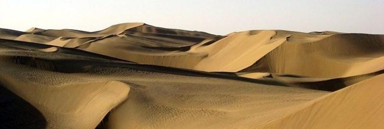 O tym co kryją piaski Takla Makan