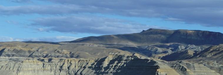 Podróżując pod niebem Patagonii
