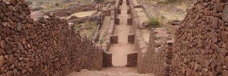 O ceramice z Castillo de Huarmey w Peru