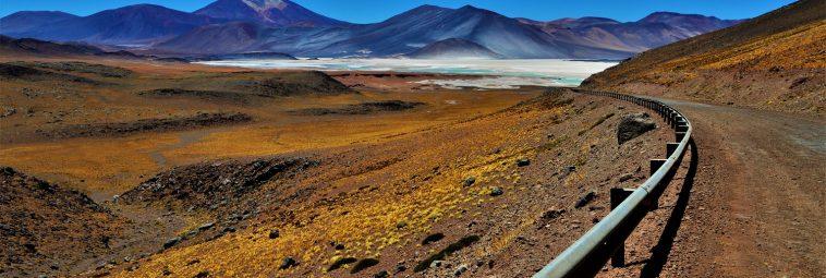 Chile – sól, piach i kolory, czyli pustynia Atakama