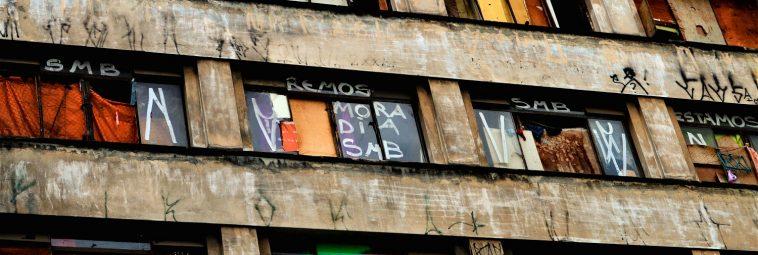 40 znaków, że życie w centrum São Paulo to nie bajka