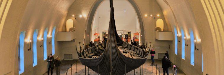 Weekend w Oslo: Muzeum Łodzi Wikingów