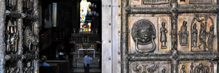 Drzwi płockie – średniowieczna perła historycznej stolicy Mazowsza