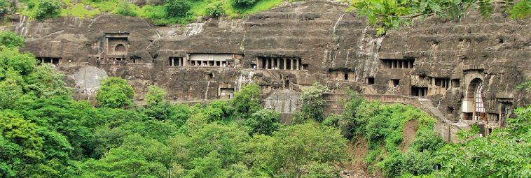 Ajanta i Elura – filmowa opowieść o jaskiniach wykutych w skale